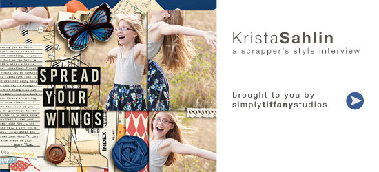 A Scrapper's Style Interview with Krista Sahlin