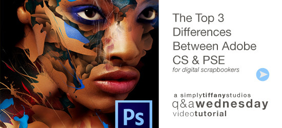 The Top 3 Differences Between Adobe Photoshop & Photoshop Elements