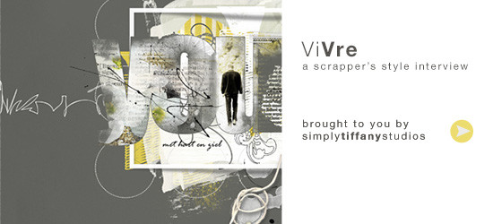 A Scrapper's Style Interview with ViVre