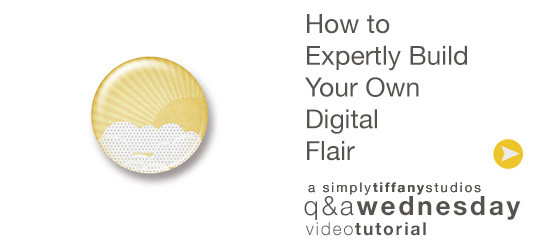 How to Expertly Build Your Own Digital Flair by Simply Tiffany Studios
