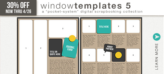 Window System Templates Set 5