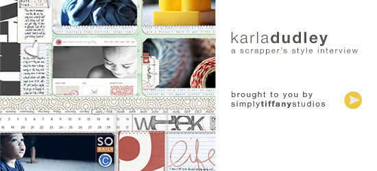 A Scrapper's Style Interview with Karla Dudley