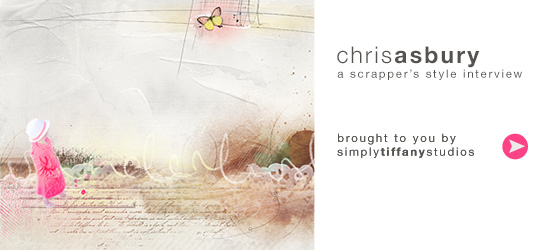 A Scrapper's Style Interview with Chris Asbury