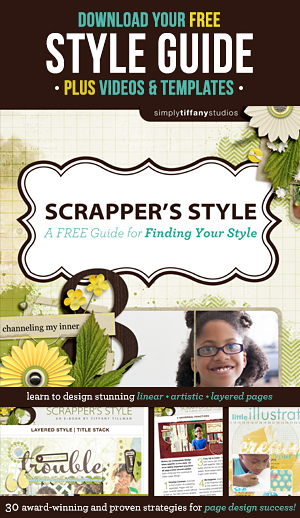Get a FREE style guide plus bonus videos and templates by Simply Tiffany Studios!