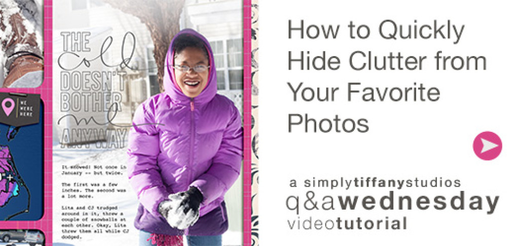 How To Quickly Hide Clutter From Your Favorite Photos