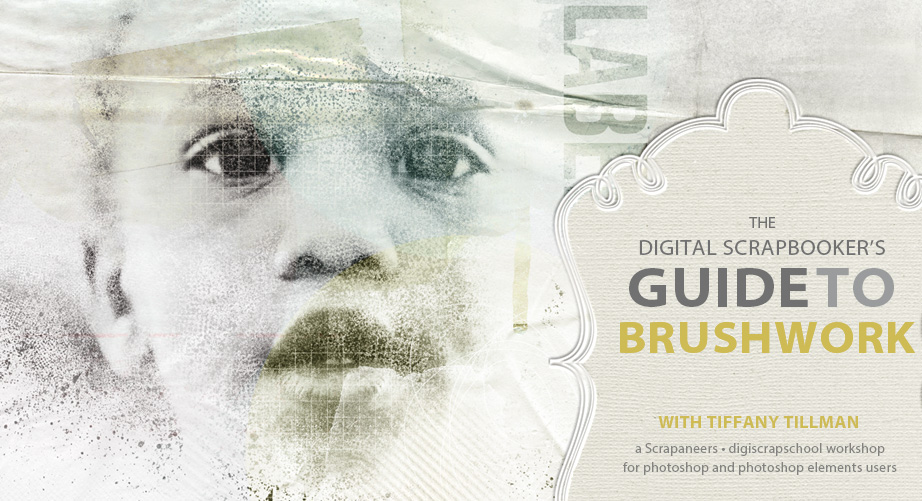 The Digital Scrapbooker's Guide to Brushwork